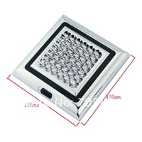 Запчасти и Аксессуары для автомобилей White Super Bright Square 12V 42 LED INTERIOR CABIN LIGHT CAR BOAT CARAVAN SUV