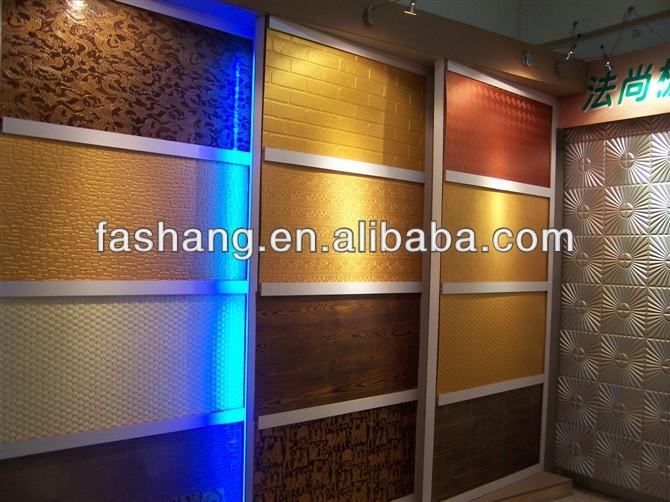 Bois pierre mdf panneaux muraux d coratifs int rieur - Mur decoratif en mdf ...