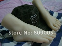 sex products solid silicone feet cheap real doll female Pussy Feet women fake feet model cloning FOOT  #370E+