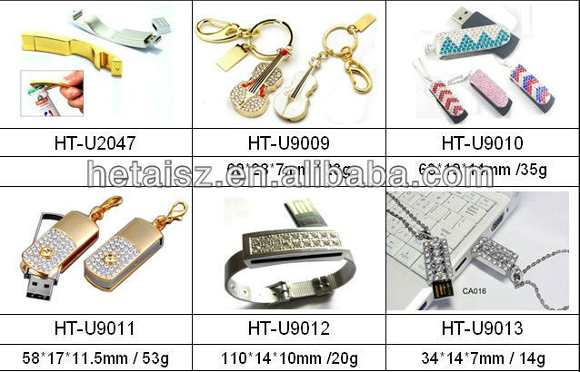 pvc usb flash drive 500gb memroy stick
