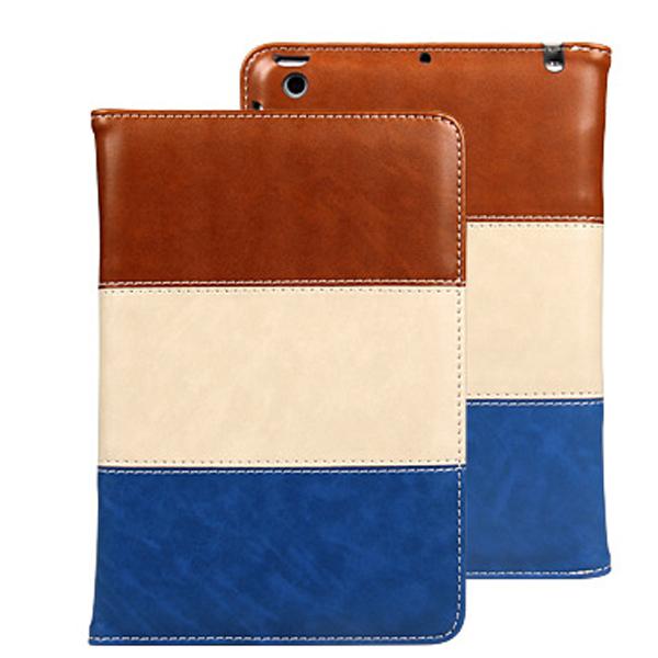 PU Leather Case For iPad 5