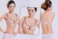 Бюстгальтер 2012 HOT! Cotton Women Maternity bra for Nursing bra & brown, pink 75B-95B
