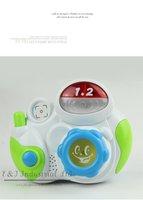 Игрушка Телефон новый год для ребенка музыка камеры лучшие дети пластиковых игрушек для детей играть в ct21005-11 ^ ei