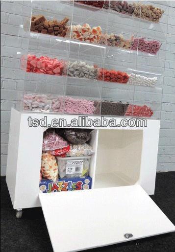 tsd a429 chine custom factory effacer stable bonbons vitrines lucite bo tes pr sentoir pour. Black Bedroom Furniture Sets. Home Design Ideas