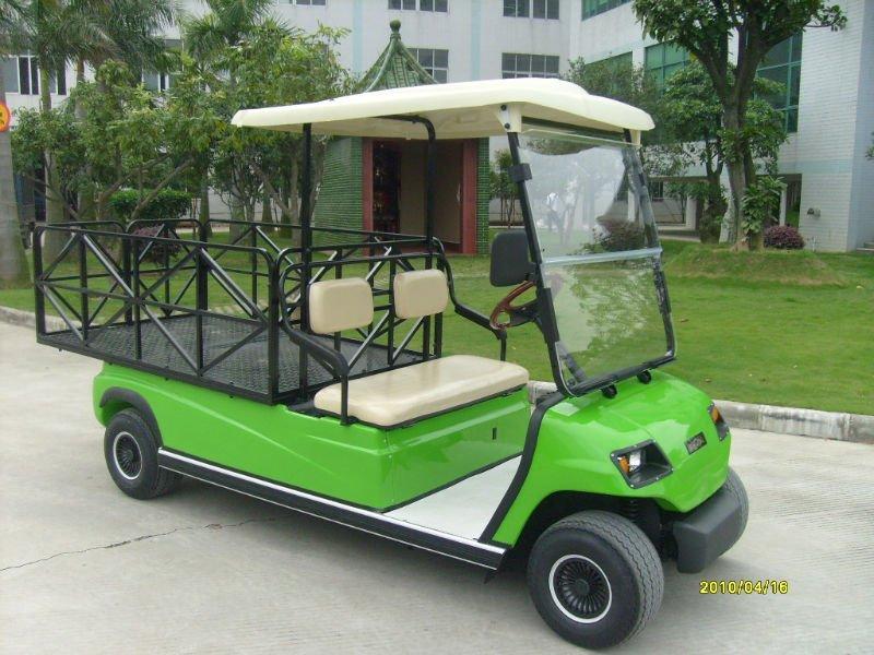 Electric utility van vehicle