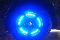 Мигалки для мотоциклов 2 x LED Cap