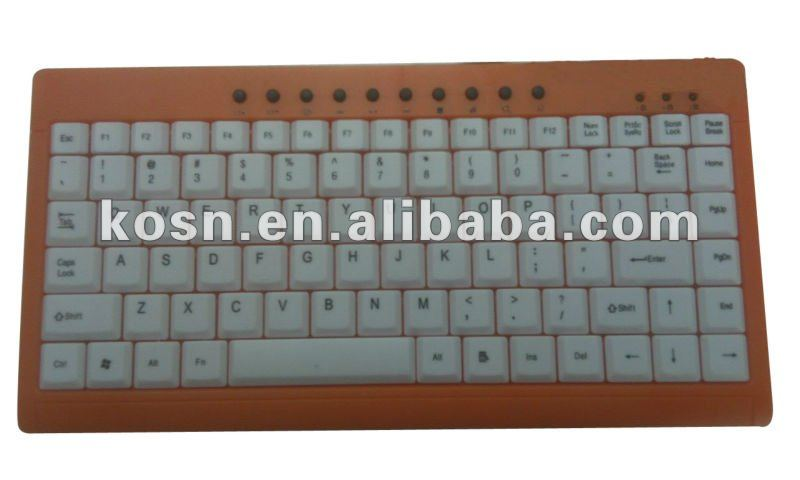 KG-998 mini USB 2013 best multimedia keyboard