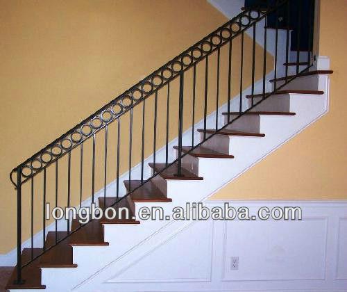price wrought iron stair railing