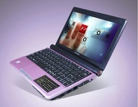 NEWEST 10.2inch laptop Intel Atom D425 CPU 160GB/320GB HDD 1GB/2GB RAM 10.2'' high quality notebook Hot selling 2012