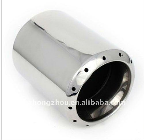 Stainless Steel Exhaust Pipe / Muffler