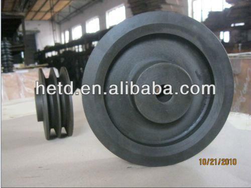 belt pulley V belt pulley