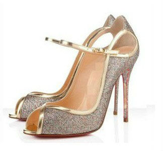 dropship twinkling crystal high heel wedding shoes for 2012 design