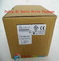 Сервопривод серии Delta 3000w 3кВт a2 и мотор asd-a2-3023-f + ecma-e11830rs с новый сальник