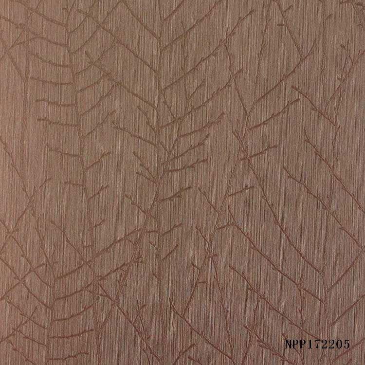 Fine Texture papier peint en vinyle pour Commerce-Papiers peints ...