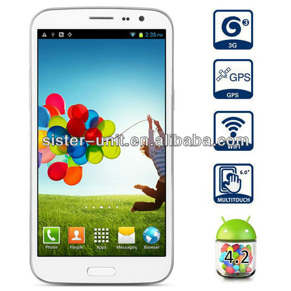 HD9000+ 32GB Dual sim Android 4.2 brand new cell phones