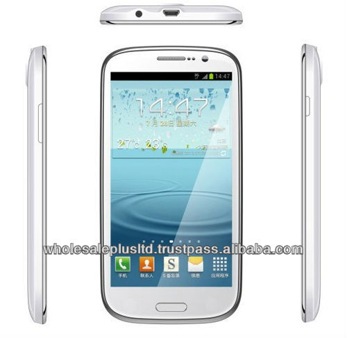 MTK6589 Quad Core THL W8 Phone 5inch (3G,1280X720,1G RAM+8G ROM,8.0MP Camera,GPS)(WP-THLW8)