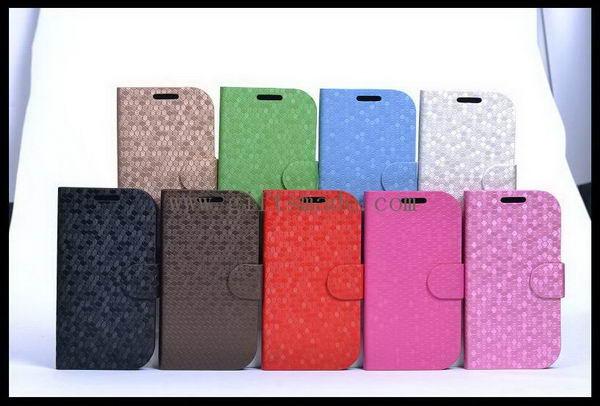 Leather mobile case 954@diamand leather mobile case118  (3)#GM-DMC-1300009!
