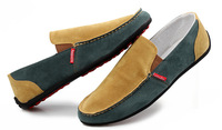 Мужские мокасины Spring New Artificial leather Leisure Men's Slip On Loafers Cozy Breathable Sneakers Price 1 pair
