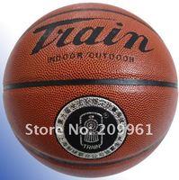 Товары для занятий баскетболом High quality Train PU basketball indoor outdoor basketball Standard 7# men's basketball