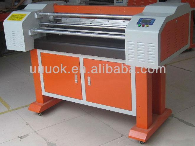 High speed pvc flex banner machine