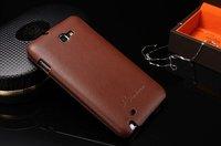 подлинная кожаный чехол для samsung Галактика i9220 Примечание N7000