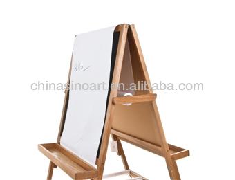 Cr ation chevalet double face peinture de chevalet chevalet id de produit 4 - Chevalet peinture ikea ...