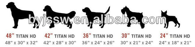 "Cheap Dog Cage Wholesale ( 20"", 24"", 30"", 36"", 42"", 48"" )"