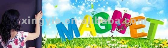 New Design Magnetic Wallpaper for Kids Room & Advertising