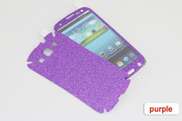 Стразы для мобильных телефонов Colorful Glitter Sticker For Samsung Galaxy S3 I9300 10pcs/lot SAMS3F007