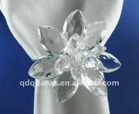 Салфетка кольцо/акрил салфетку кольцо, кристалл салфетку кольцо, обручальное кольцо салфетка, Салфетка кольцо