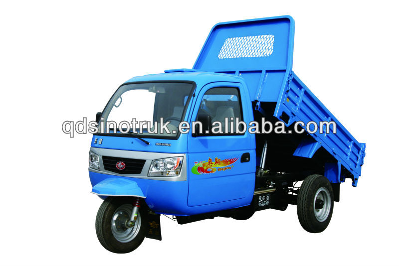 China mini tricycle dump truck for sale