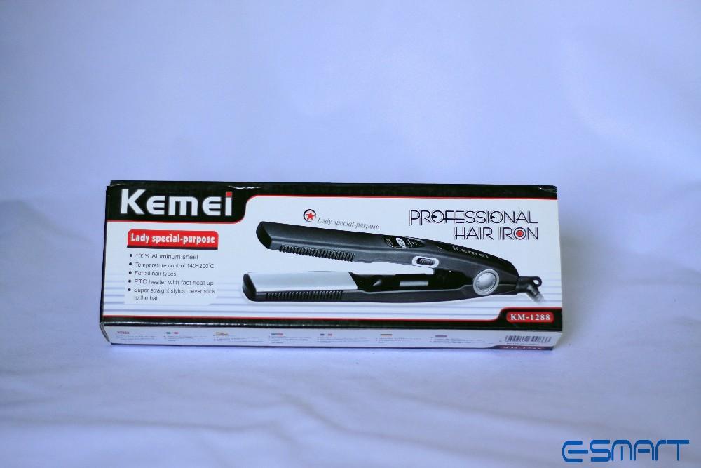 Утюжок для выпрямления волос KM  KM-1288