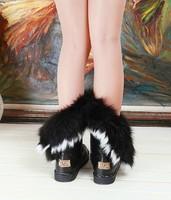 Женские ботинки 2013 New Fashion women's three bailey button real leather snow boots! iiii909-909