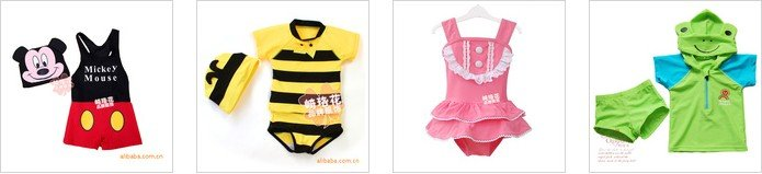 DHL Free shipping+Wholesale Cute girls bikini+White dot swimwear+Red baby girl swimwear+2012 new design girls swimwear For:1T-6T
