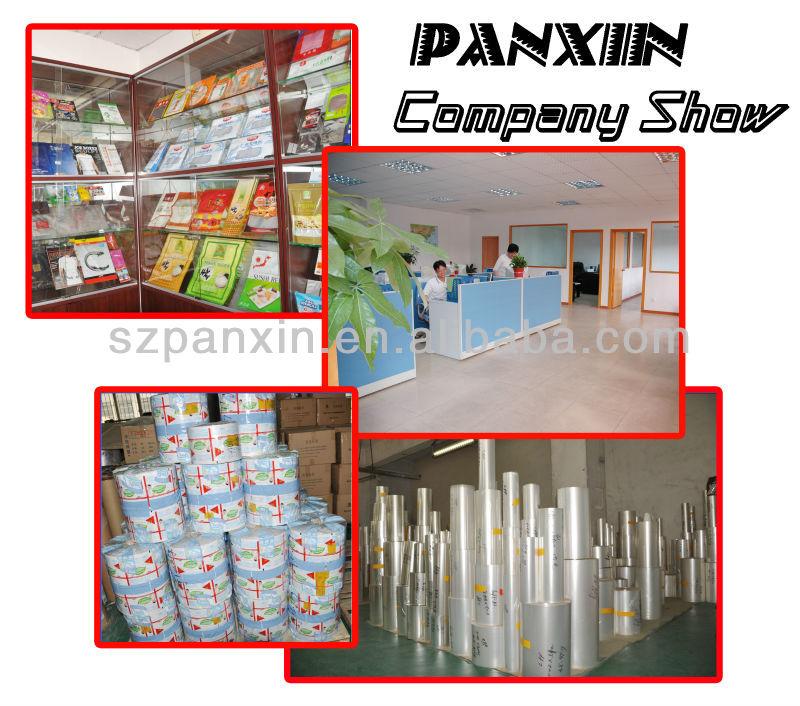 Original Factory price PET/AL/PE Metalized corn starch packaging