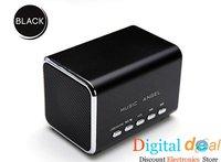 Music Angle Sports MP3 Player Mini Speaker-Micro SD/TF