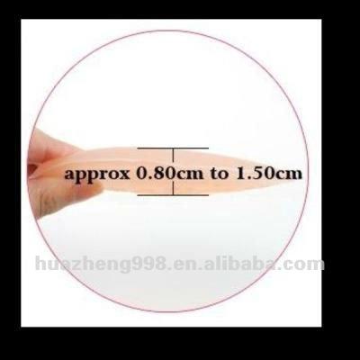 Silicone adhesive mamilo capas