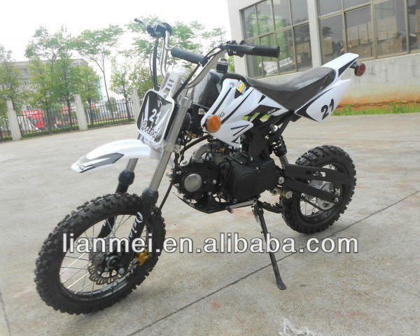 High Quality dirt bike 125cc dirt bik for sale cheap with CE for the young