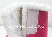 Free shipping child Warm boots