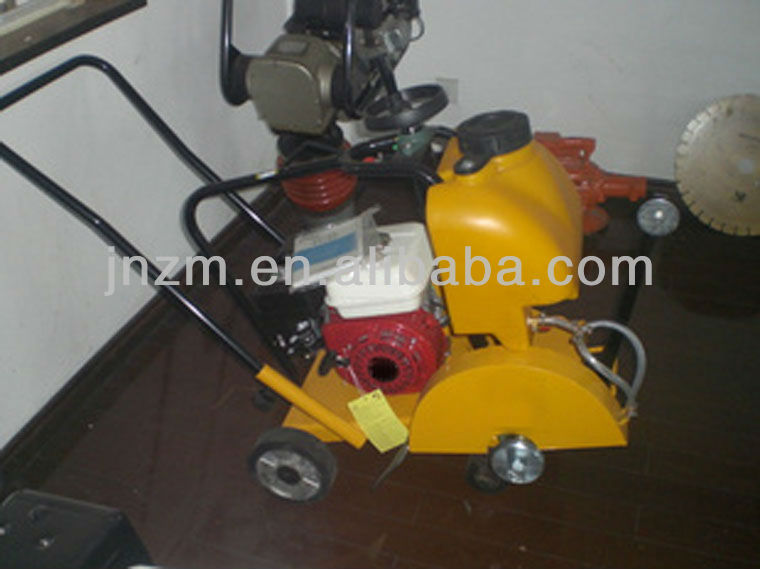 diesel concrete cutter and road cutter