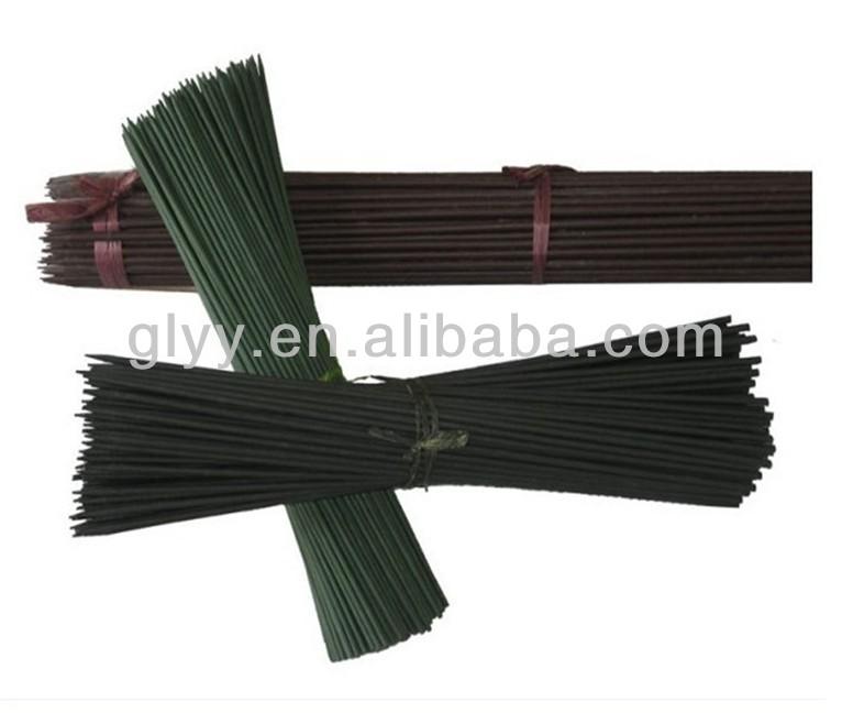 decorative flower bamboo sticks bamboo skewers