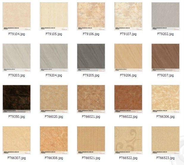 Bedroom flooring texture vivid texture 600x600mm floor