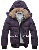 новые модные мужские короткие вниз пальто m20