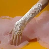 Свадебные перчатки S2
