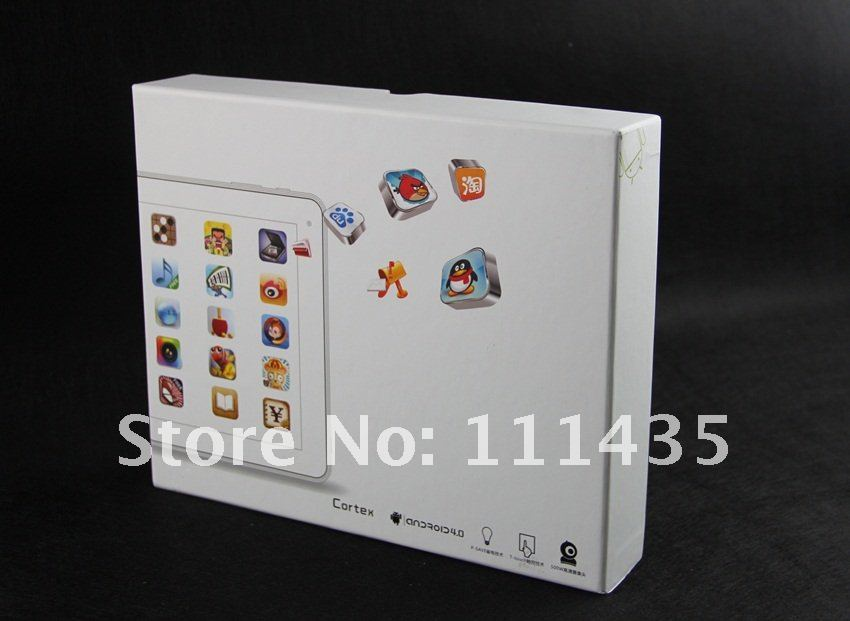 "9.7""inch Android 4.0 MID 10 point Touch Capacitive Screen Support Dual cam WIFI HDMI skype"