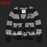 высокое качество новой мужчин свитера кардиганы трикотаж случайные свитер #/ s052