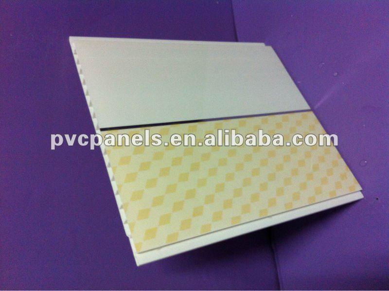 impermeabile piastrelle di design pannelli in pvc rivestimento pareti di bordo strisce decorative per il bagno