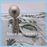 Free shippping New 10pcs/lot 3D creative funny gift Mr.P Boy keychain key chain keyring keyfob