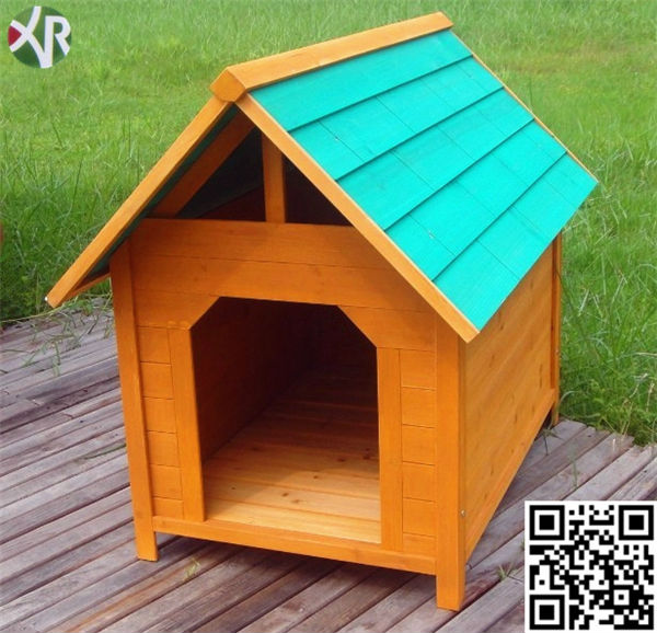 Wooden cheap dog cage XD 018
