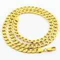 Потребительские товары 24k Gold Plated Snake Chain 24K Gold Plated Necklace&Bracelet Jewelry Ship Fashion 24k Gold Plated men's Jewelry Sets AKS10